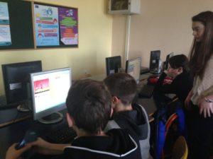 Djeca na radionici programiranja